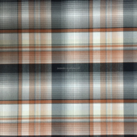 High Quality Colorful Check Stripe Shirts Fabric