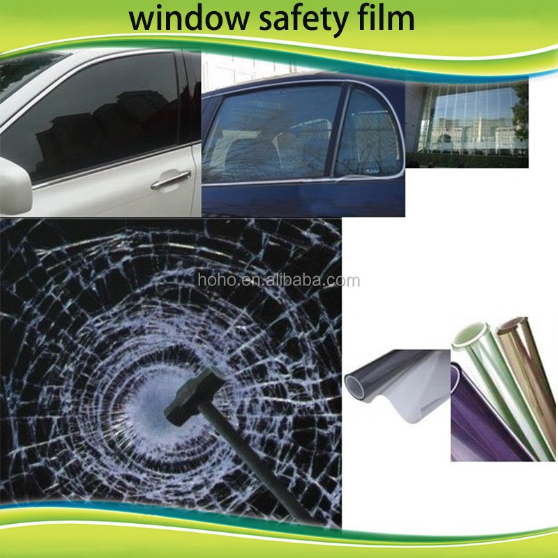 Car glass film Protection Film Anti Explosion