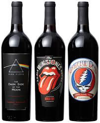 Wines That Rock, Rockstar Special Mixed Pack, 3 x 750 mL