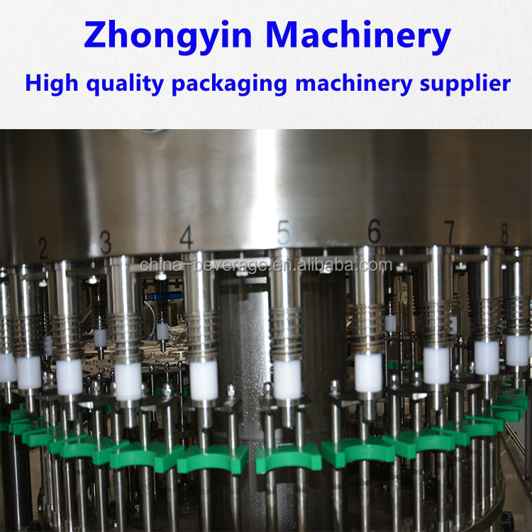 High quality german standard automatic bottler filling and capping machine