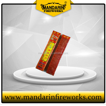 High quality Chinese firecracker for sale with 8 inch long, red Chinese firecracker, popular for celebration all red firecracker