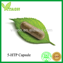 Health care product OEM best slimming capsule 5-HTP capsules 100mg