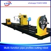 8axis Electricplasma Cnc Metal Cutting For