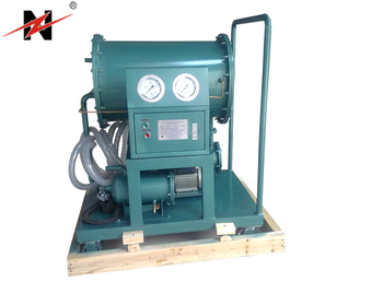 TYB Series Coalescence-Separation Oil Purifier Machine, Waste Oil Dehydration Machine