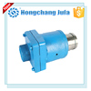 manufacture 1 inch high pressure single passage rotary joint unions for water