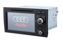 In car dvd player For audi/Autoradio for audi a4/For a4 dvd with SWC ATV CANBUS BT IPOD