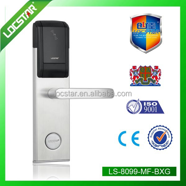 2014 Economic Hot Seller Innovative Hotel door lock products in hotel