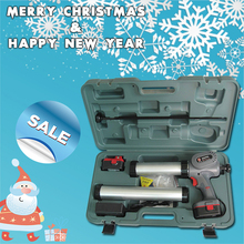 Promotional products electric cordless caulking gun