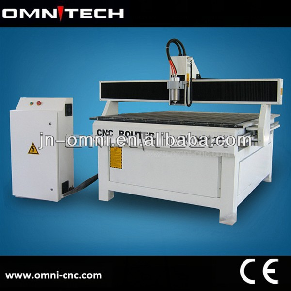 OMNI CNC router 1212 for advertisment ,sign making foam wood process