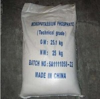 White crystals Agriculture Grade 98%min Mono ammonium phosphate