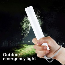 High quality trade assurance rechargeable led lamp hand charge torch light