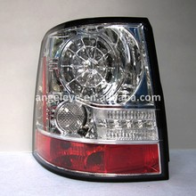 LED Rear lights for LandRover RangeRover Sport 2003 to 2013year LED Tail Light Back Lamps Chrome Housing SN