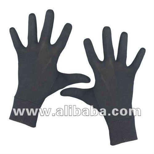 Silk liner Gloves for runing ski glove warm glove