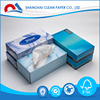 Colorful Box Facial Tissue In China
