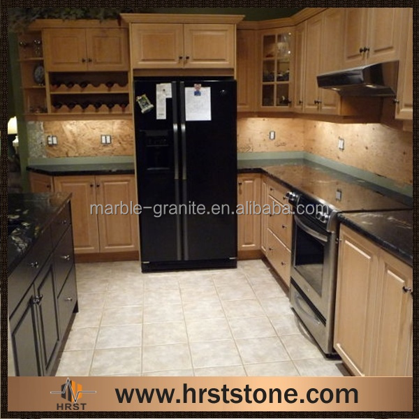 precut matching kitchen cabinets countertop