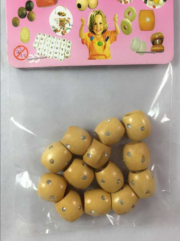 Wanfeng good price wooden beads for natural sandalwood buddha round wholesale beads
