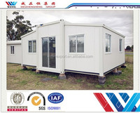 Hot Sale moveable house office container,expandable container house
