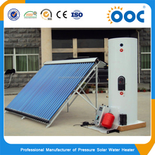 One sample can selling 200L Split pressure solar water heater