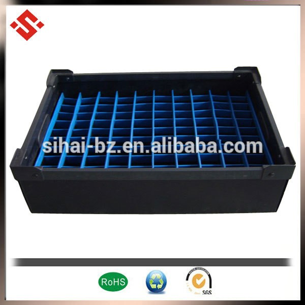 Factory price plastic pp box dividers