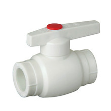 PP-R ball valve with brass ball-CYBDXY WEIHONGJIE