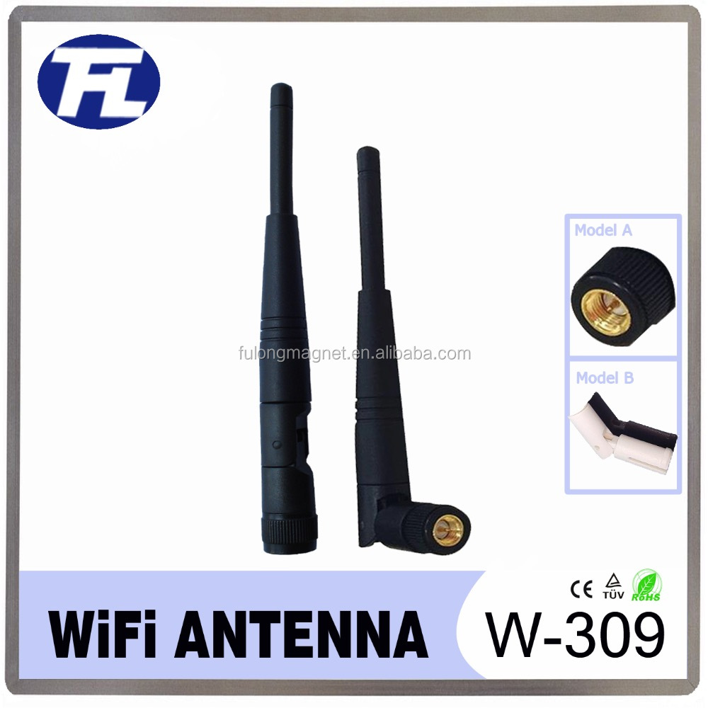Foldable WiFi 2.4G External Antenna for Wireless Audio Adapter