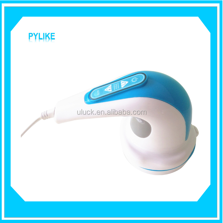 automatic mode options relax tone smart fat burn body massager with vibrating function