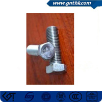 astm a307 a325 stainless steel hex bolts