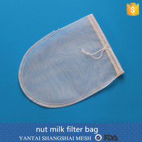 reusable fine nylon mesh cold brew coffee filter bag