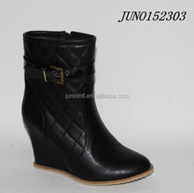 wedge heel brand name women winter boots