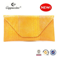 new products lady clutch bag new fashion envelope clutch bag with chain shoulder many colors bags are available no moq