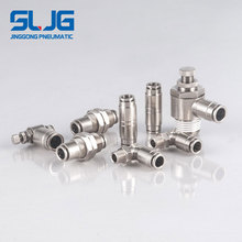 OEM Manufacture m4 m6 m8 m10 m12 Air Hose Fitting Pneumatic fitting