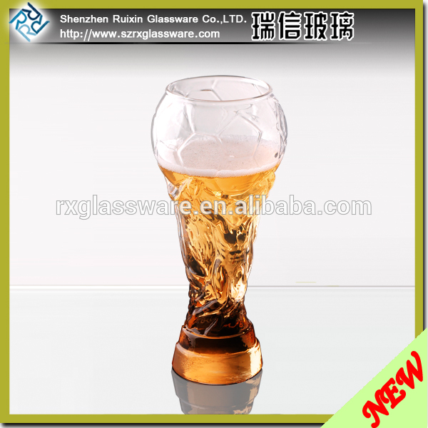 Brand new glass beer mug synonym made in China