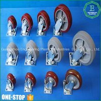 Custom sliding hanger small plastic bearing wheel sheave mould injection nylon door roller pulley