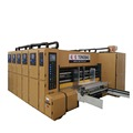TB480 high speed four colour printing slotting and die-cutting machine