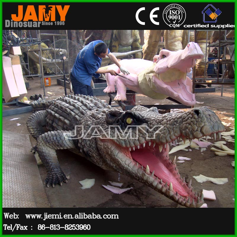 Intelligent remote control animal robot mechanical crocodile