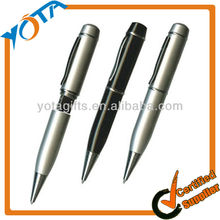 High quality UBS flash metal pen