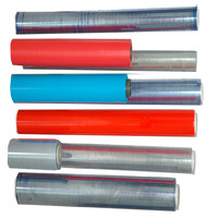 plastic pvc transparent flexible roll