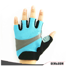 High Quality Half Finger Bike Sports Gloves Breathable Racing Gloves Cycling Gloves