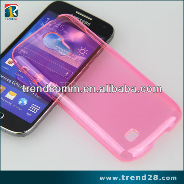 2014 new design plastic hard cover case for sumsung s4 mini i9190
