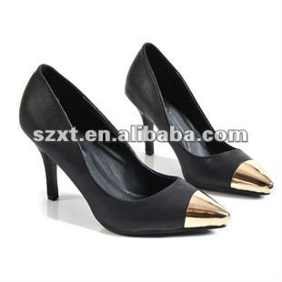 high heel steel toe shoes steel toe cap for safety shoes