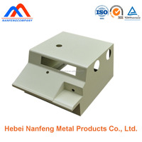 Custom made steel stamping painting chassis