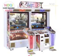2 Players coin operated time crisis 3 4 5 arcade video simulator gun shoot game machine