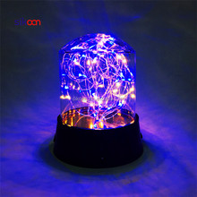 Romantic Rotating Spin Night Light Projector For Children Baby Sleep
