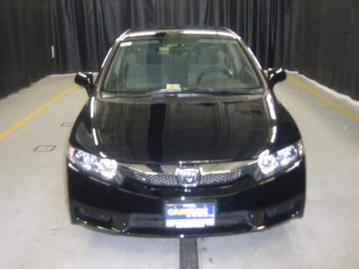 2010 Honda Civic LX 4D Sedan
