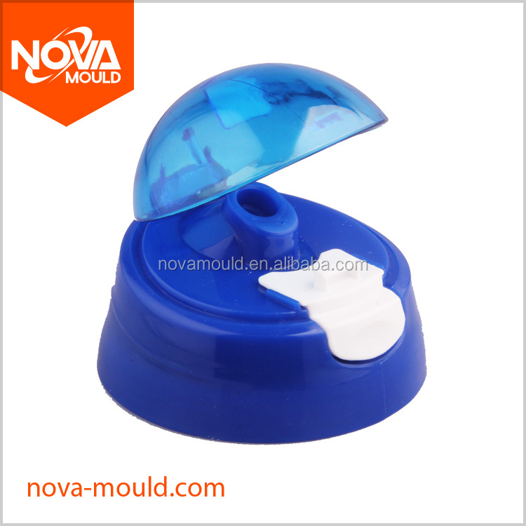 Plastic bottle cap tooling/Plastic shutter mould/Injection cap mould