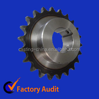 wholesale high quality sand casting idler wheel for Engineering & Construction Machinery