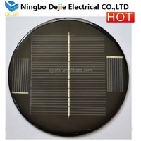 round solar panel / china solar panel price / mini solar panel 5v