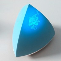 OEM laser LOLO Triangle Pyramid Portable Buetooth Speaker BT635