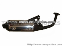 TMMP JOG50-2,ZR,3YJ,OVETTO Motorcycle muffler [MT-0206-094A],high quality