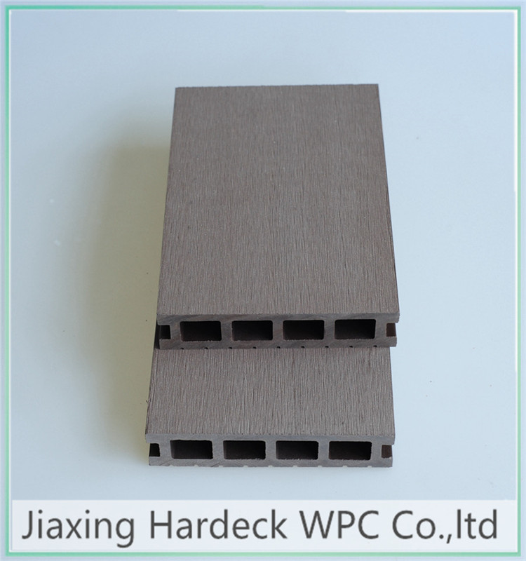 China supply wpc waterproof outdoor flooring